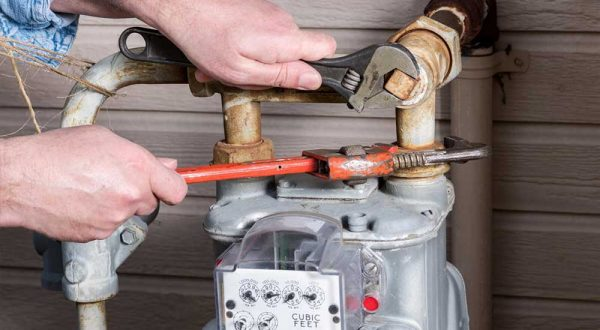 Gas Line Plumbing Services